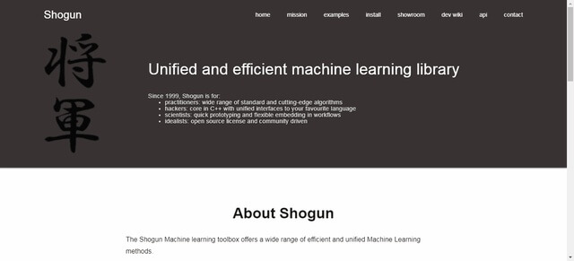 24 - 65+ Frameworks & Tools for Machine Learning