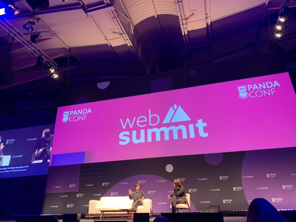 IMG 0570 1024x768 - Augmented reality is here to disrupt the industry: Insights from Web Summit 2018