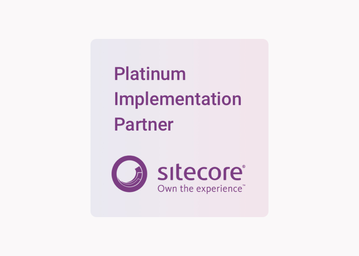 Nodes goes from Gold to Platinum Sitecore Implementation Partner